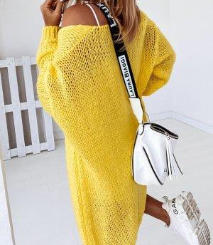 stylelistic Gebreide jas sleutelbloem-geel