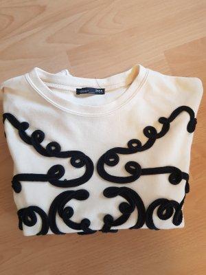 Oversize Sweater verziert