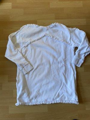 Oversize Sweater Weiß