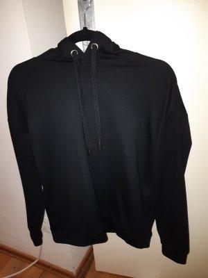 Oversize Sweatshirt schwarz