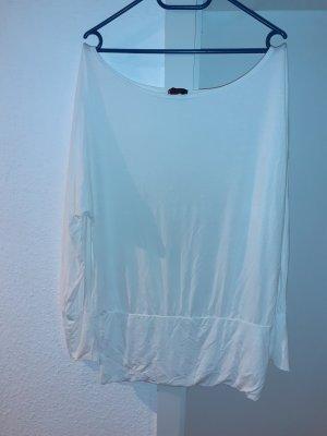 Carmen shirt wolwit Viscose