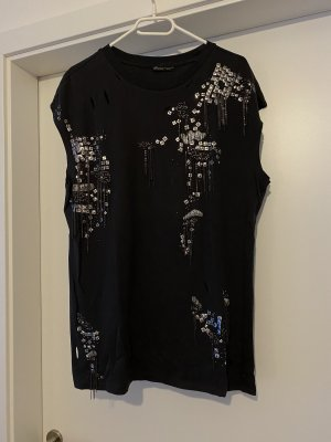 Oversize T-Shirt mit Details