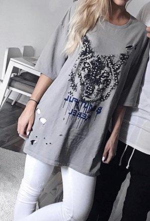 Oversize T-Shirt Zara