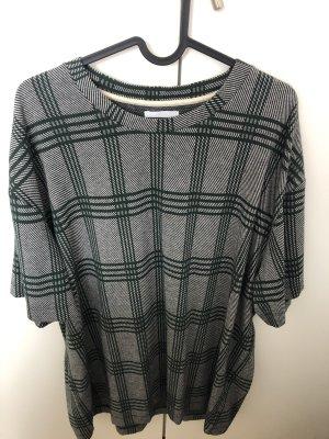 oversize Tshirt grün-Schwarz