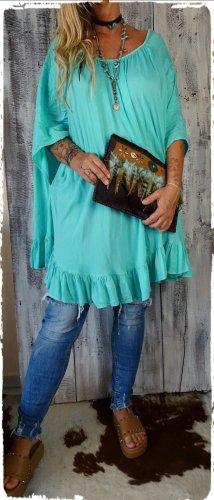 Oversize Tunika Kleid aus ibiza