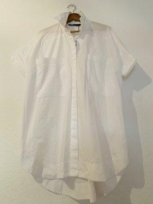 Zara Blusa a tunica bianco