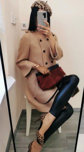 Oversize Wolle Mantel Vintage Style hochwertig übergroßen
