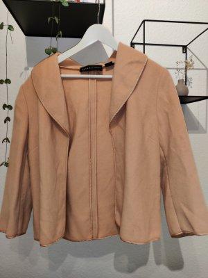 Dana Buchman Oversized Jacket apricot
