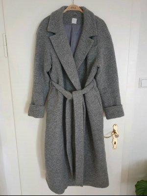 Elementy Wear Abrigo ancho gris