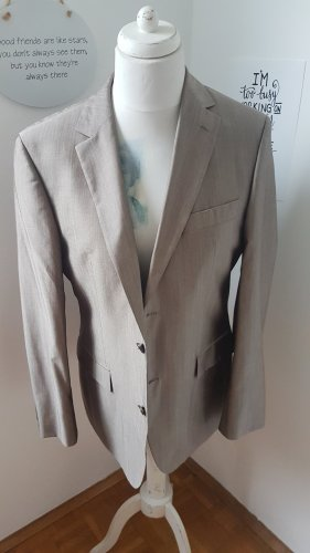 Hugo Boss Blazer unisexe marron clair
