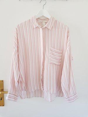 H&M Oversized blouse veelkleurig