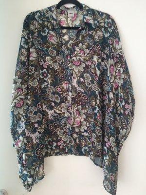 Asos Oversized blouse veelkleurig