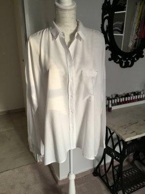 Oversized Bluse Hemd