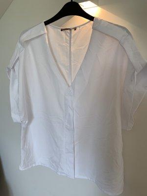 Oversized-Bluse in XL von esprit