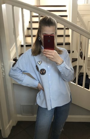 Oversized Bluse M
