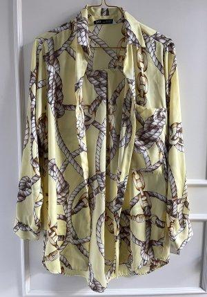 Oversized Bluse von ZARA