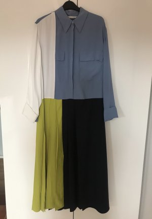 Oversized Blusen Kleid mit Falten