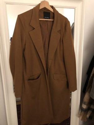(Oversized) Brauner Mantel, 2-3 mal getragen