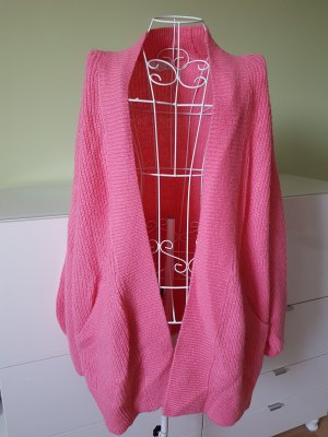 Oversized Cardigan in Pink von H&M