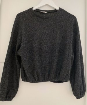 Oversized Croped Pullover