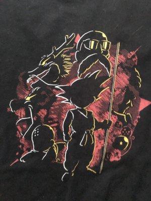 Oversized dragonball t-shirt