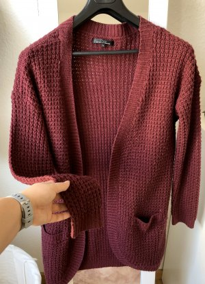 Oversized Grobstrickjacke Cardigan Only