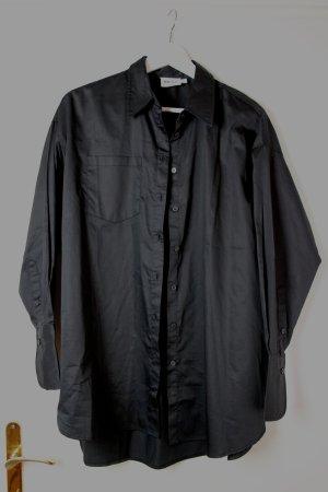 Nakd Oversized Blouse black