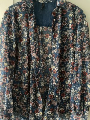 Oversized Hemd-Bluse