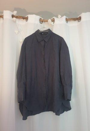Oversized Hemd/Bluse von Zara