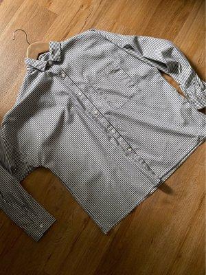 oversized Hemd mit Kragen