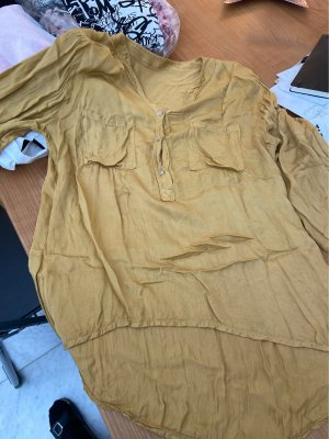 Oversized Shirt nude-sand brown