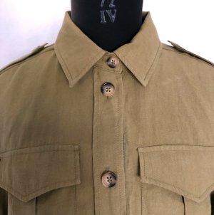 H&M Long Sleeve Shirt olive green