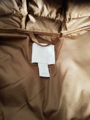 H&M Trend Manteau oversized bronze