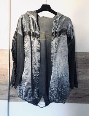 Oversized Jacke aus Italien