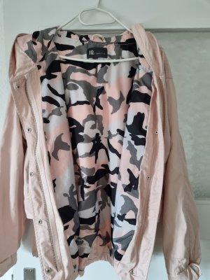 IQ+ Berlin Oversized Jacket dusky pink