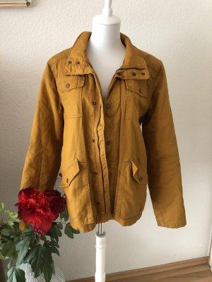 Oversized Jacke in Ockergelb ❤️