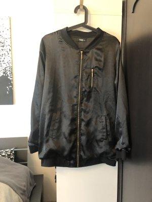 Oversized  Jacke schwarz