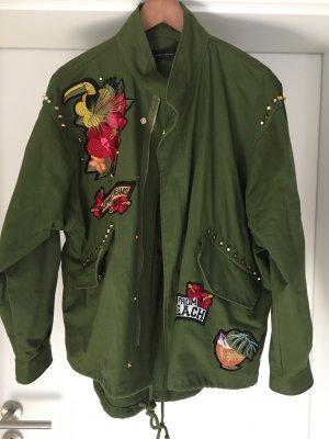 Oversized Jacke Zara