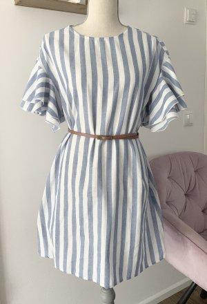 Oversized Kleid streifen SHEIN S