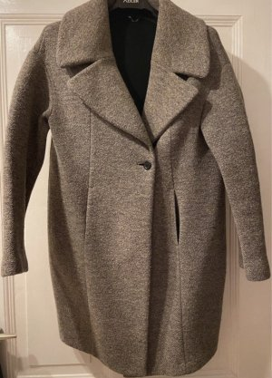 carla b. Manteau oversized gris-gris foncé
