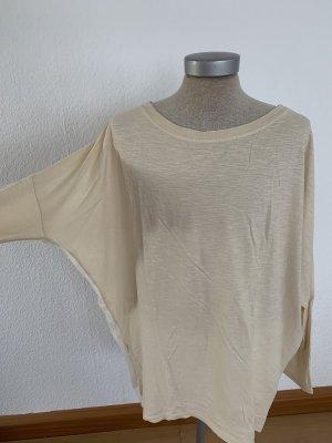 Oversized langarm Shirt