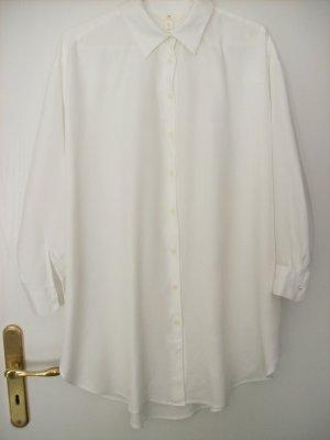H&M L.O.G.G. Blouse oversized blanc