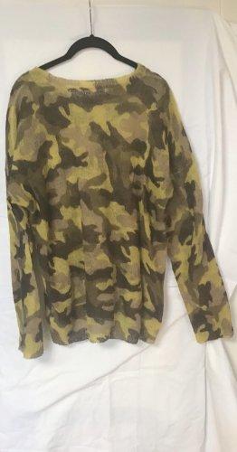 Oversized Pulli Michael Kors Camouflage