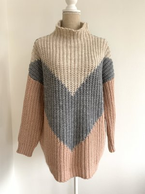 Oversized Pullover - Blue Fire Co.