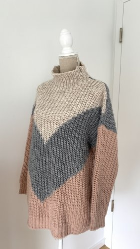 Oversized Pullover Blue Fire Co.