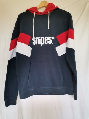 Snipes Oversized Sweater multicolored