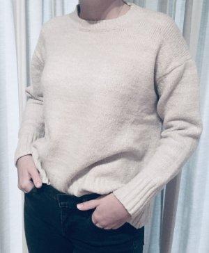 Oversized-Pullover, neuwertig