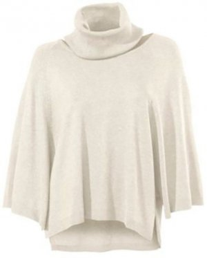 Best Connections Oversized Sweater natural white mixture fibre