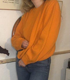 Weekday Pullover a maglia grossa multicolore