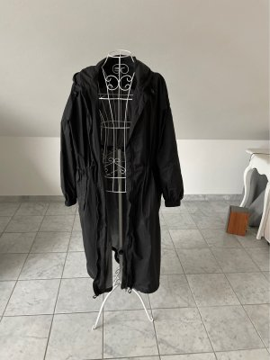 Dr. Denim Heavy Raincoat black